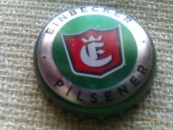 Chapa Kronkorken Caps Tappi Cerveza Einbecker Pilsener. Alemania - Birra