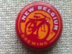 Chapa Kronkorken Caps Tappi Cerveza New Belgium. Estados Unidos De América - Birra