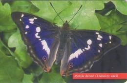 TARJETA TELEFONICA  DE ESLOVAQUIA. FAUNA (022) - Eslovaquia
