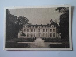 INDRE  Vicq-sur-Nahon  Le Château De La Moustière - France
