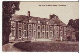 Cpa  Bovelles  Le Chateau - Autres Communes