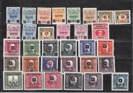 Yugoslavia / 1919-1929 SHS - Kingdom Of Serbs, Croats And Slovenes / Mint Stamps - Ungebraucht