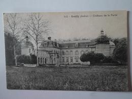 INDRE   Reuilly Château De La Ferté - Frankreich