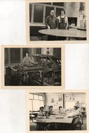 FAMILIE   - LILIANE D' HOND  UIT STROMEEK   ( Vogel Deskundige )  13 OP 9 CM - Photographs