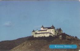 TARJETA TELEFONICA  DE ESLOVAQUIA. (032) - Eslovaquia
