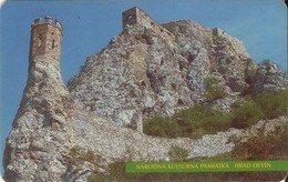 TARJETA TELEFONICA  DE ESLOVAQUIA. (033) - Eslovaquia