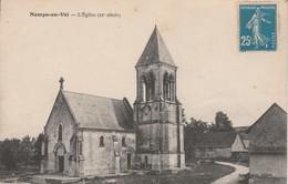 80 - NAMPS AU VAL - L' Eglise (XIe Siècle) - Autres Communes
