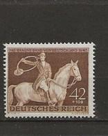 Timbre De 1943 - Deutschland