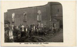 68 Kirche Von REININGEN Mit Friedhof - France