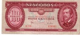 Hungary P.171 100 Forint 1980 Xf - Ungheria