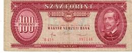 Hungary P.171 100 Forint 1984 Xf - Ungheria