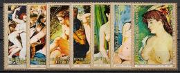 Guinée  équatoriale - 1973 - N°Mi. 267 à 273 - Paintings - Neuf Luxe ** / MNH / Postfrisch - Equatorial Guinea