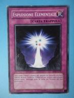 Esplosione Elementale - Serie RIVELAZIONE OSCURA VOLUME 3 - 2006 - DR3 IT179 - Promo BBB - Yu-Gi-Oh