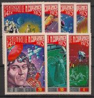 Guinée  équatoriale - 1974 - N°Mi. 329 à 335 - Copernic - Neuf Luxe ** / MNH / Postfrisch - Equatorial Guinea