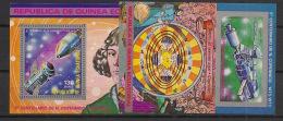 Guinée  équatoriale - 1974 - N°Mi. Bloc 94 à 95 - Copernic - Neuf Luxe ** / MNH / Postfrisch - Equatorial Guinea