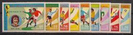 Guinée  équatoriale - 1974 - N°Mi. 371 à 379 - Football WM74 - Neuf Luxe ** / MNH / Postfrisch - Equatorial Guinea