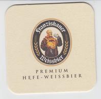 GERMANY FRANZISKANER WEISSBIER BEER MAT - Portavasos