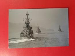 The Japanese Destroyers, Year 1962 - Mitshubishi Heavy Industries - Photographe Nobuo Itoki - Boats