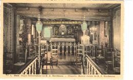 Diest - CPA - Kapel Geboortehuis Van S. J. Berchmans - Diest