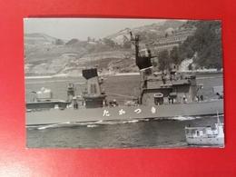 (2) Japanese Ship, Year 1960 - Mitshubishi Heavy Industries - Photographe Nobuo Itoki - Boats