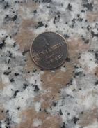 MONETA DA 1 CENTESIMO DEL REGNO LOMBARDO VENETO DEL 1822 MILANO - - Monete Regionali