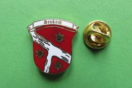 Pin's, Ville, Blason, SEEBACH, Suisse, Wappen - Cities