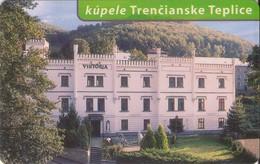TARJETA TELEFONICA  DE ESLOVAQUIA. (045) - Eslovaquia