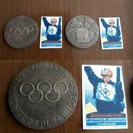 Olimpiadi Invernali 1936 - Medaglia - Replica - Giochi Olimpici