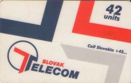 TARJETA TELEFONICA  DE ESLOVAQUIA. (046) - Eslovaquia