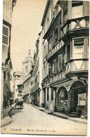 CPA - Carte Postale - France -  Colmar - Rue Des Marchands (CPV865) - Colmar