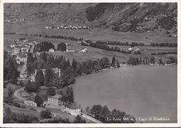 Le Prese E Lago Di Poschiavo - H3166 - GR Grisons