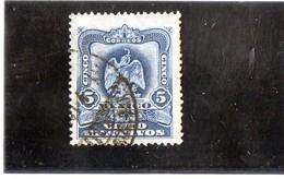 B - 1899 Messico - Emblema - Mexico