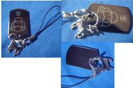 "Decorative Strap : Chinese Zodiac "" The Ram "" - Charms"