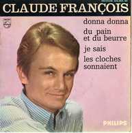 CLAUDE FRANCOIS - DONNA DONNA - Disco & Pop