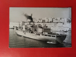 USS Sylvania (AFS-2), A Mars-class Combat Stores Ship - Year 1965 (2) - Boats