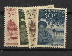 1957 Nederlands Nieuw Guinea, Postfris** - Nuova Guinea Olandese