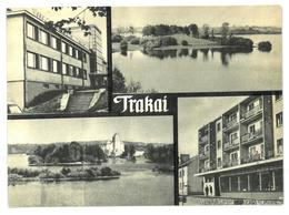 Lituania Trakai Non Viaggiata - Lituania