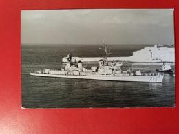 USS William M. Wood (DD/DDR-715) Was A Gearing-class Destroyer - Year 1967 - Boats