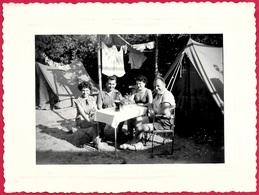 PHOTO Photographie Amateur - CAMPING (Le Bonheur Est Dans Le...) - Photographs