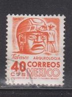 MEXICO Scott # 862 Used - Stone Head Tabasco - Mexico