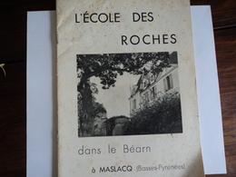 ECOLE  DES ROCHES - Frankreich