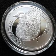 Belarus 10 Rub. 2009 Goose Bird - Belarus