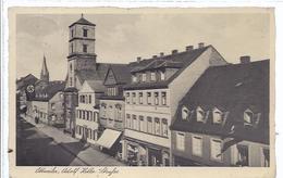 Ottweiler  - Saar - Adolf Hitler Straße   - **AK-91280** - Kreis Neunkirchen