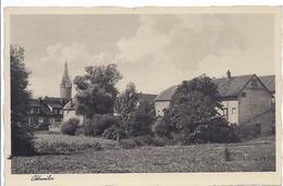 Ottweiler  - Saar - Teilansicht  - **AK-91283** - Kreis Neunkirchen