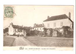 (Brunoy) Forêt De Sénart - Carrefour De La Faisanderie - Brunoy