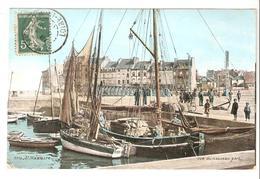 Saint Nazaire - Vue Du Nouveau Port - Saint Nazaire