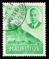 MAURITIUS 1950 - From Set Used - Mauritius (...-1967)