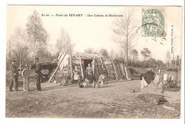 Forêt De Sénart - Une Cabane De Bûcherons - Non Classés