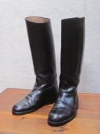 Paire De Bottes Allemandes, Officier WW2, Pointure 41. - 1939-45