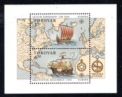 FAROER FOGLIETTO COLOMBO - Isole Faroer